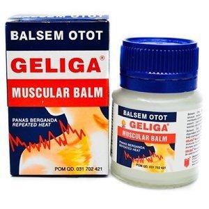 Gelica Balsem Otot 40 gram
